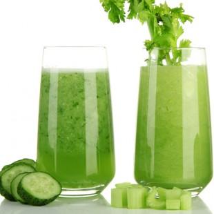 Los jugos verdes y su beneficio para la salud