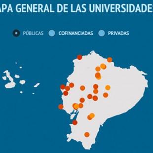 Ajustes económicos en el sector universitario ecuatoriano